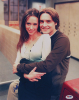 """Will Friedle Signed """"Boy Meets World"""" 11x14 Photo (PSA Hologram) at PristineAuction.com"""