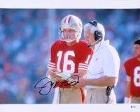 Joe Montana Signed 49ers 16x20 Photo (Beckett COA) at PristineAuction.com