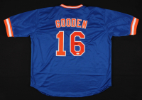 Dwight Gooden Signed Jersey (JSA COA) at PristineAuction.com