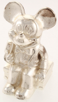 Vintage Mickey Mouse Peter Metal Piggy Bank at PristineAuction.com