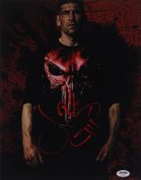 "Jon Bernthal Signed ""The Punisher"" 11x14 Photo (PSA Hologram) at PristineAuction.com"
