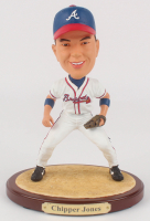 Chipper Jones Braves LE Bobblehead at PristineAuction.com
