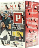 2018 Panini Football Blaster Box of (11) Packs at PristineAuction.com
