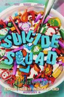 """Suicide Squad"" 12x18 Photo Signed by (4) with Adam Beach, Ike Barinholtz, Jai Courtney & Joel  Kinnaman (AutographCOA Hologram) at PristineAuction.com"