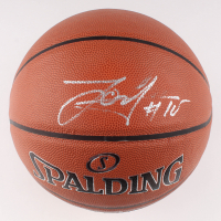 Nikola Jokic Signed NBA Basketball (Beckett COA) at PristineAuction.com