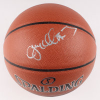 C. J. McCollum Signed NBA Basketball (Beckett COA) at PristineAuction.com