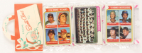 1974 Topps Baseball Unopened Christmas Rack Pack with (12) Cards at PristineAuction.com