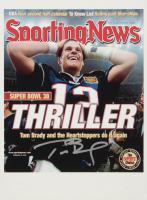 Tom Brady Signed Patriots 9.5x11 Photo (JSA ALOA) at PristineAuction.com