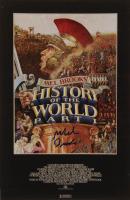 "Mel Brooks Signed ""History of the World, Part I"" 12x18 Photo (AutographCOA Hologram) at PristineAuction.com"