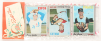 1970 Topps Baseball Unopened Christmas Rack Pack with (12) Cards at PristineAuction.com