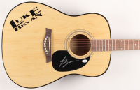 "Luke Bryan Signed 39"" Acoustic Guitar (JSA COA) at PristineAuction.com"
