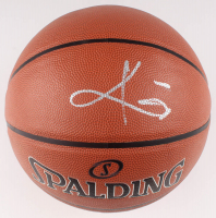 Kyrie Irving Signed NBA Basketball (Beckett COA) at PristineAuction.com