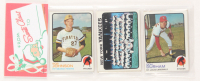 1973 Topps Baseball Unopened Christmas Rack Pack with (12) Cards at PristineAuction.com