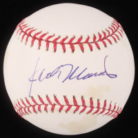 Jack Morris Signed OML Baseball (Beckett Hologram) at PristineAuction.com