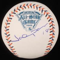 Johnny Damon Signed 2005 All-Star Game Baseball (Beckett Hologram) at PristineAuction.com
