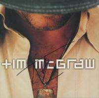"Tim McGraw Signed ""Tim McGraw"" CD Album Insert (JSA COA) at PristineAuction.com"