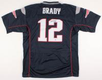"Bill Belichick Signed Patriots ""Tom Brady"" Jersey (PSA COA) at PristineAuction.com"