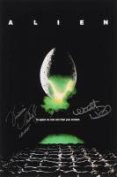 "Veronica Cartwright & Walter Hill Signed ""Alien"" 12x18 Photo Inscribed ""Lambert"" (AutographCOA Hologram) at PristineAuction.com"