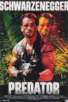 "Sonny Landham Signed ""Predator"" 12x18 Photo (AutographCOA Hologram) at PristineAuction.com"