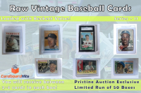 Cardboard Hits Presents Vintage Card Mystery Boxes Series 11 at PristineAuction.com