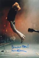 "Val Kilmer Signed ""The Doors"" 12x18 Photo Inscribed ""Break on Thru!"" (AutographCOA Hologram) at PristineAuction.com"