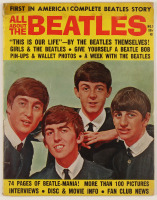 """1964 """"All About The Beatles"""" #1 Magazine at PristineAuction.com"""