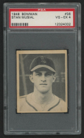 Stan Musial 1948 Bowman #36 RC (PSA 4) at PristineAuction.com