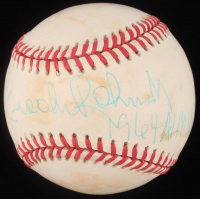 "Brooks Robinson Signed OAL Baseball Inscribed ""1964 AL MVP"" (JSA Hologram) at PristineAuction.com"
