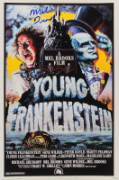 "Mel Brooks Signed LE ""Young Frankenstein"" 12x18 Photo (AutographCOA Hologram) at PristineAuction.com"