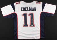 Julian Edelman Signed Jersey (JSA COA) (Imperfect) at PristineAuction.com