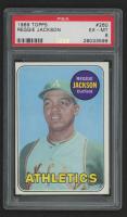 Reggie Jackson 1969 Topps #260 RC (PSA 6) at PristineAuction.com