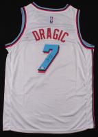 Goran Dragic Signed Heat Jersey (PSA COA) at PristineAuction.com