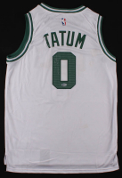 Jayson Tatum Signed Celtics Jersey (Beckett COA) at PristineAuction.com
