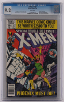 "1980 ""X-Men: Special Double-Size Issue!"" Issue #137 Marvel Comic Book (CGC 9.2) at PristineAuction.com"
