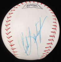 Carl Yastrzemski Signed Softball (JSA Hologram) at PristineAuction.com