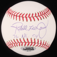 "Randall Leo Jones Signed OML Baseball Inscribed ""76 NL CY"" (TriStar Hologram) at PristineAuction.com"