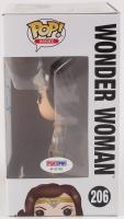 "Jesse Eisenberg Signed DC ""Justice League"" Wonder Woman #206 Funko Pop! Vinyl Figure (PSA Hologram) at PristineAuction.com"