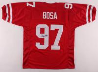 Nick Bosa Signed Jersey (JSA COA) at PristineAuction.com