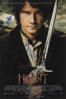 """The Hobbit"" 12x18 Photo Signed by (11) with Aidan Turner, Jed Brophy, John Callen, Martin Freeman, Richard Armitage & Stephen Hunter (AutographCOA Hologram) at PristineAuction.com"
