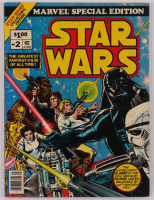 """1977 """"Marvel Special Edition: Star Wars"""" Comic Book Issue #2 at PristineAuction.com"""