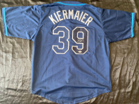 Kevin Kiermaier Signed Jersey (PSA COA) at PristineAuction.com