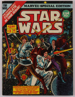 """1977 """"Marvel Special Edition: Star Wars"""" Comic Book Issue #3 at PristineAuction.com"""