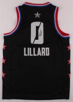 Damian Lillard Signed Trail Blazers Jersey (PSA COA) at PristineAuction.com