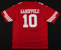 Jimmy Garoppolo Signed 49ers Jersey (JSA COA) at PristineAuction.com