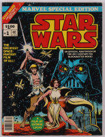 """1977 """"Marvel Special Edition: Star Wars"""" Comic Book Issue #1 at PristineAuction.com"""