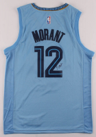 Ja Morant Signed Grizzlies Jersey (PSA COA) at PristineAuction.com