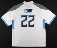 Derrick Henry Signed Titans Jersey (Beckett COA) at PristineAuction.com
