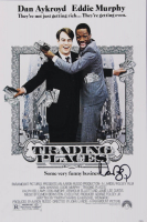 """Dan Aykroyd Signed """"Trading Places"""" 12x18 Photo (AutographCOA Hologram) at PristineAuction.com"""