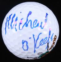 "Michael O'Keefe Signed ""Bush Wood Country Club"" Caddyshack Golf Ball (Schwartz Hologram) at PristineAuction.com"