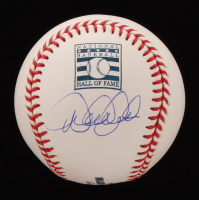 Derek Jeter Signed OML Hall of Fame Logo Baseball (JSA LOA) at PristineAuction.com